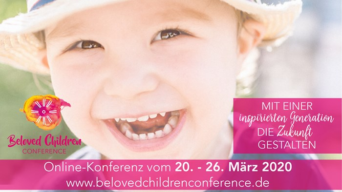 Banner Beloved Children Conference 2020