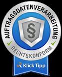 Datenschutzerklärung mit Klick-Tipp