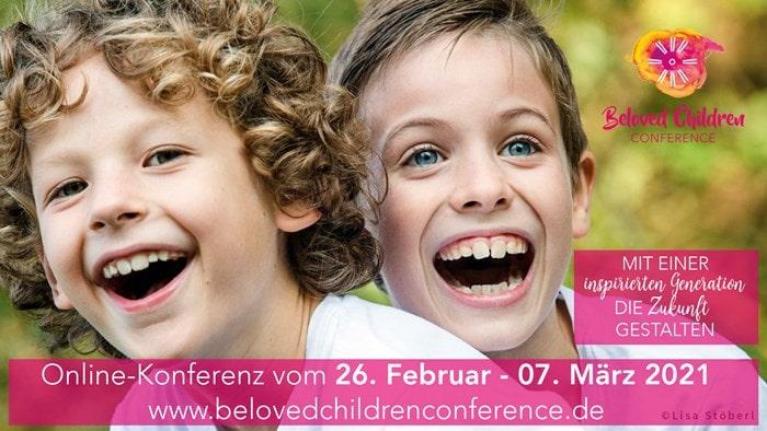 Banner Beloved Children Conferene 2021